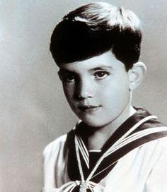 Antonio Banderas kindertijd foto een via Pinterest.com
