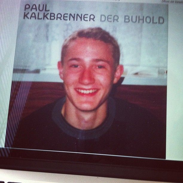 Paul Kalkbrenner younger photo one at Pinterest.de