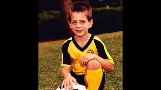 Aaron Rodgers kindertijd foto een via rantsports.com