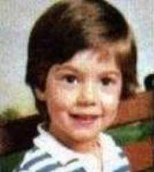 Adam Brody, foto de infância um em pinterest.com