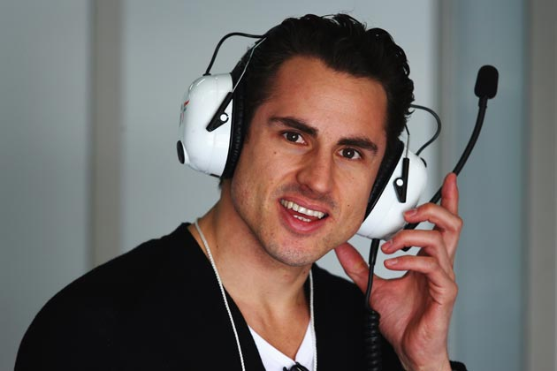 Adrian Sutil younger photo two at news18.com
