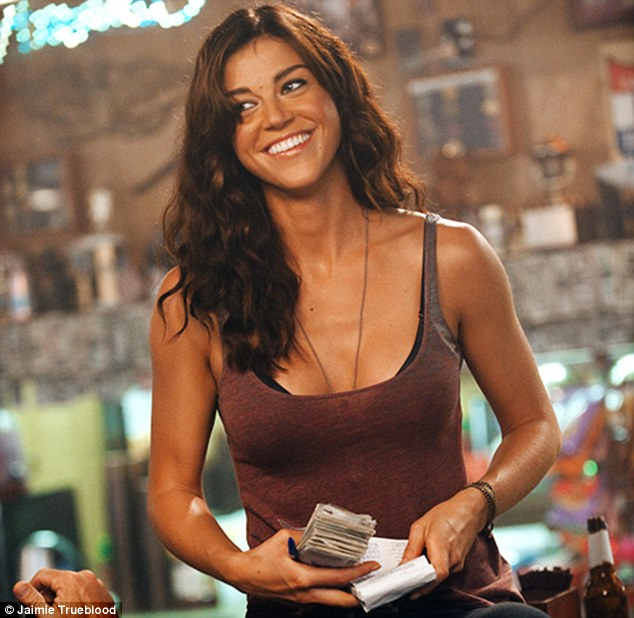 Adrianne Palicki younger photo two at dailymail.co.uk