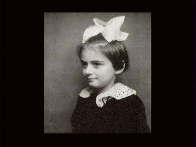 Agnes Varda childhood photo one at deeperintomovies.net