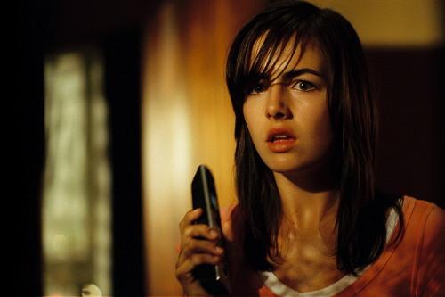 Dianna Agron first movie:  When a Stranger Calls
