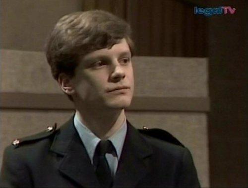 Colin Firth first movie: Crown Court