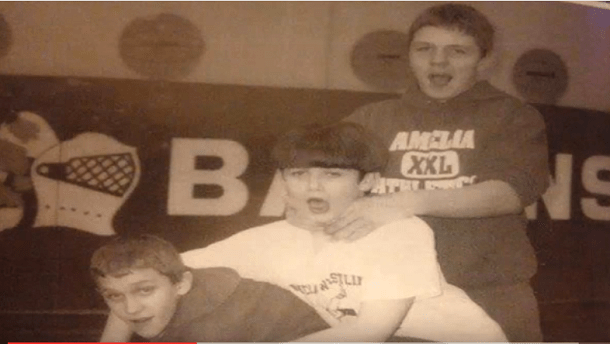 Dean Ambrose childhood photo one at http://deanambrose.website