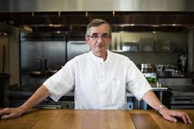 Michel Bras - the cool, fun, charming, kind, chef with French roots in 2020