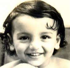John Abraham childhood photo one at Celebritykick.com