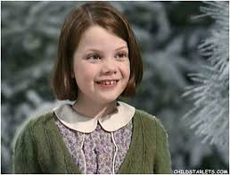 Georgie Henley childhood photo one at Childstarlets.com