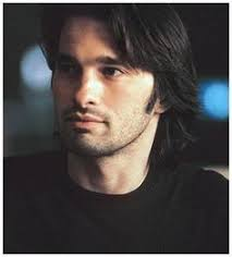 Olivier Martinez younger photo one at Pinterest.com