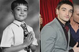 Tom Parker childhood photo one at Popcrush.com