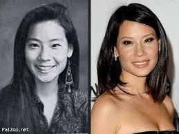 Lucy Liu yearbook photo one at Pinterest.co.uk at Pinterest.co.uk