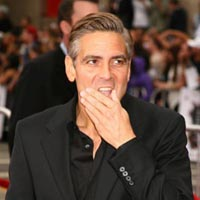George Clooney Buys A New Smile