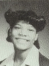 Queen Latifah yearbook photo two at Classmates.com at Classmates.com