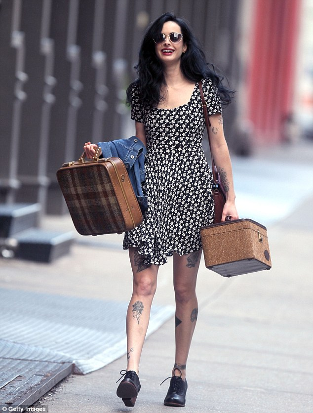 Krysten Ritter younger photo two at dailymail.co.uk