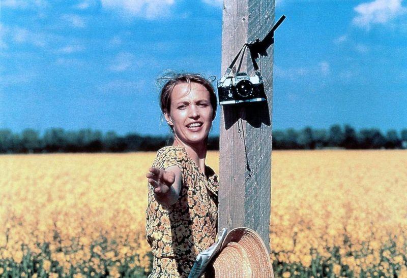 Primer película de Lavinia Wilson:  Leise Schatten