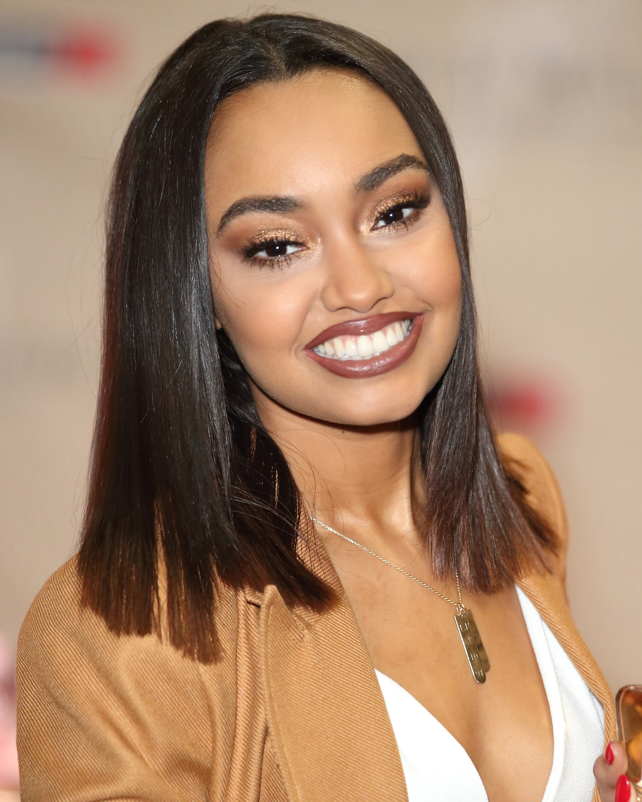 Leigh Anne Pinnock - the beautiful, cute, charming, attractive,  musician  with English roots in 2019