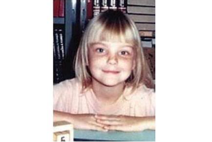 Caroline Trentini childhood photo one at