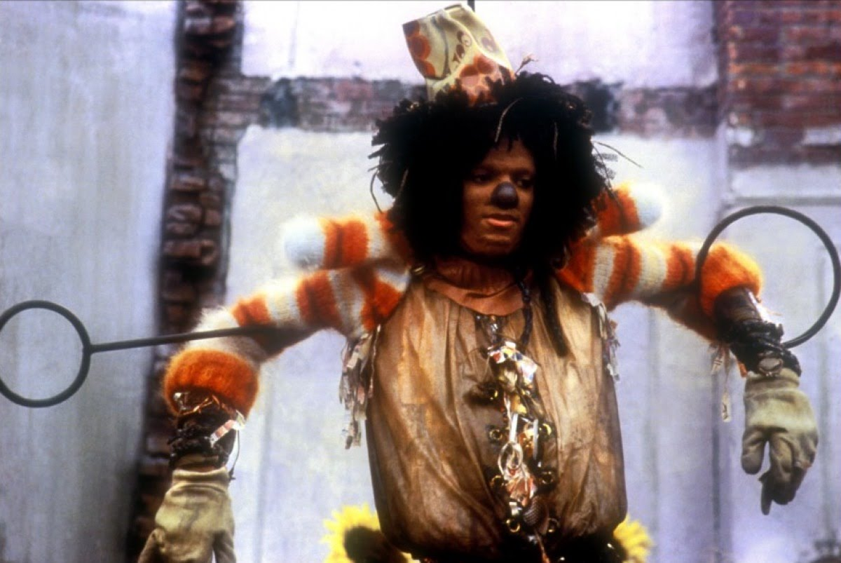 Michael Jackson first movie:  The Wiz