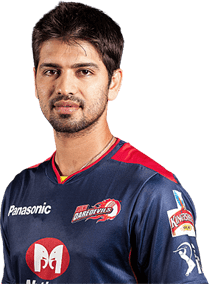 Naman Ojha - the cool, friendly, cricket player with Indian roots in 2021
