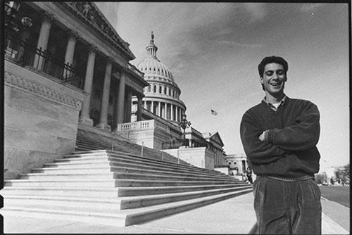 Rahm Emanuel , foto mais antiga um em dujour.com