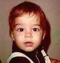 Ricky Martin kindertijd foto een via pinterest.com