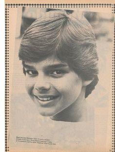 Ricky Martin jongere foto een via pinterest.com