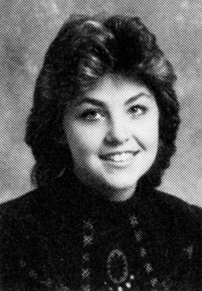 Sherilyn Fenn yearbook photo one at Snakkle.com at Snakkle.com