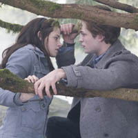 How Did Robert Pattinson And Kristen Stewart's Twilight Characters Get Their Names?
