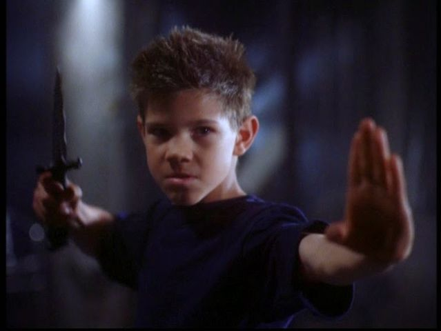 Taylor Lautner first movie:  Shadow Fury