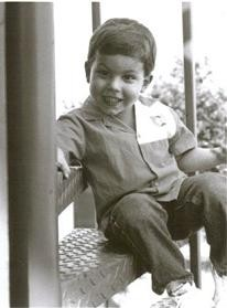 Tim Curry childhood photo one at houstonpress.com