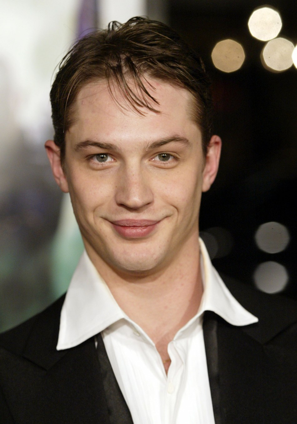 Tom Hardy younger photo three at tumblr.com