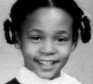 Whitney Houston childhood photo two at celebritiestan.com