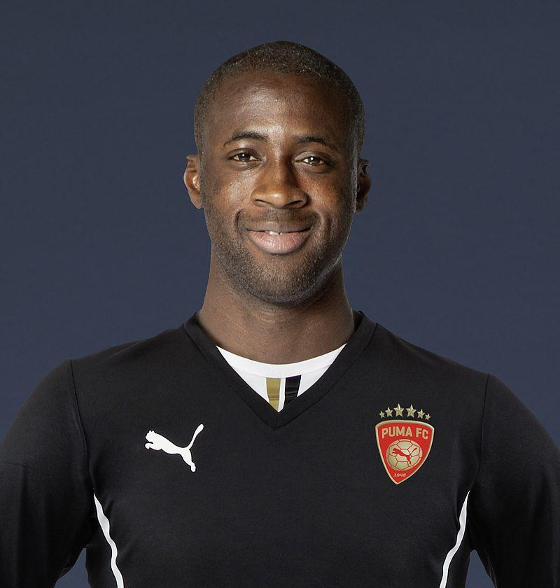 Yaya Touré - Questo atleta di origine Ivoriana nel 2021