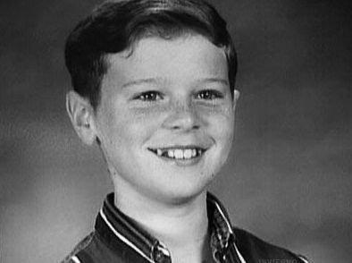 Jonathan Groff childhood photo one at fanpop.com