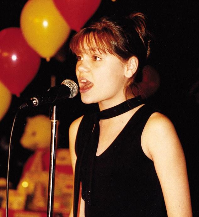 Jessie J Kindheitsoto eins bei Dailymail.co.uk