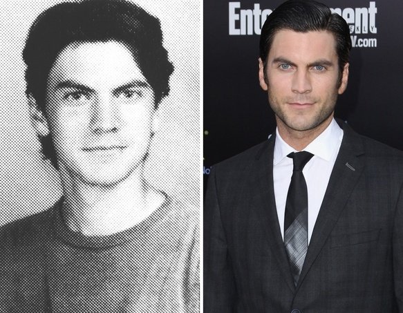 Wes Bentley Jahrbuchfoto eins at pinterest.com bei pinterest.com
