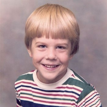 Ed Helms childhood photo one at pinterest.com