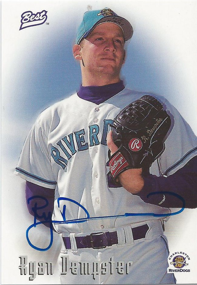 Ryan Dempster younger photo one at Communitygum.com