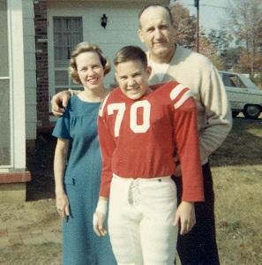Bill Belichick, foto de infancia uno en Blacksportsonline.com
