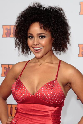 Hayley Marie Norman - the hot, beautiful, actress, model, with Afro-American, German, Dutch, Russian, roots in 2021