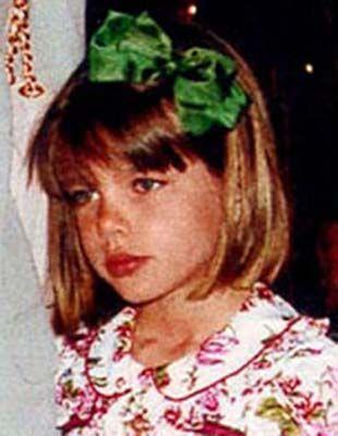 Charlotte Casiraghi, foto de infância dois em Pinterest.com