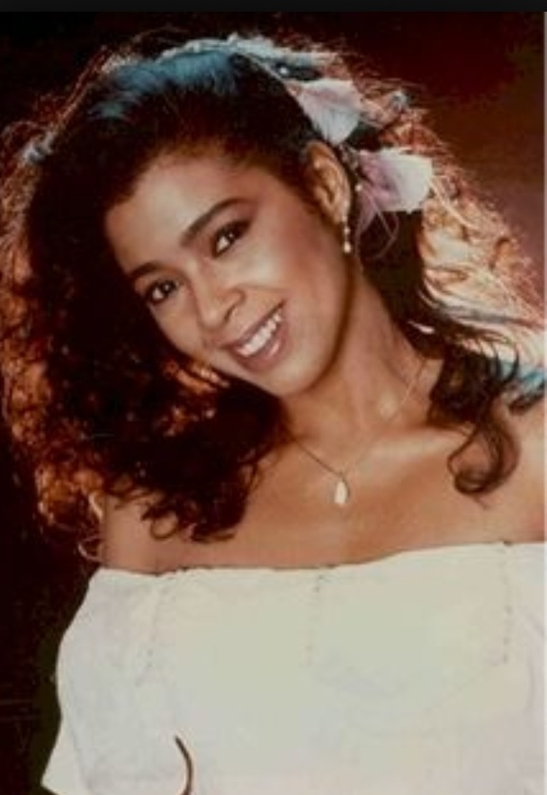 Irene Cara - the cool, beautiful,  actress, musician,   with Cuban, Puerto Rican,  roots in 2018