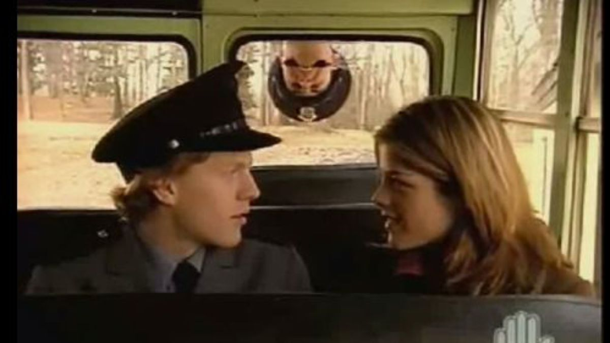 Selma Blair first movie:  Pete & Pete