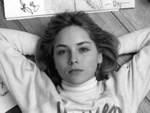 Sharon Stone photo d