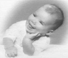 Sandra Bullock Kindheitsoto eins bei Pinterest.com