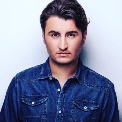 Danny Froger - o celebridade, personalidade de televisão,  a celebridade legal, fofa,  de origem holandesa em 2019