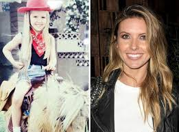 Audrina Patridge childhood photo one at funcage.com