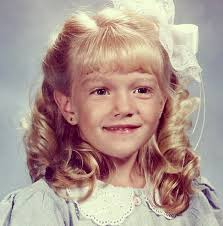Lindsay Ellingson childhood photo one at Pinterest.com