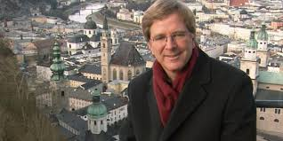 Rick Steves first movie:  Travels in Europe with Rick Steves